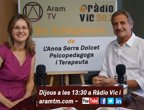 "Entrevista al Programa ""En Companyia d'Anna Serra Dolcet"""